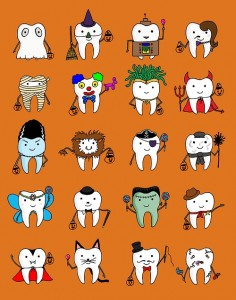 Halloween Teeth